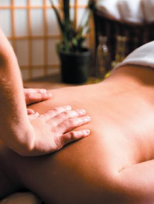 Massage Therapy at PTP of Southport CT