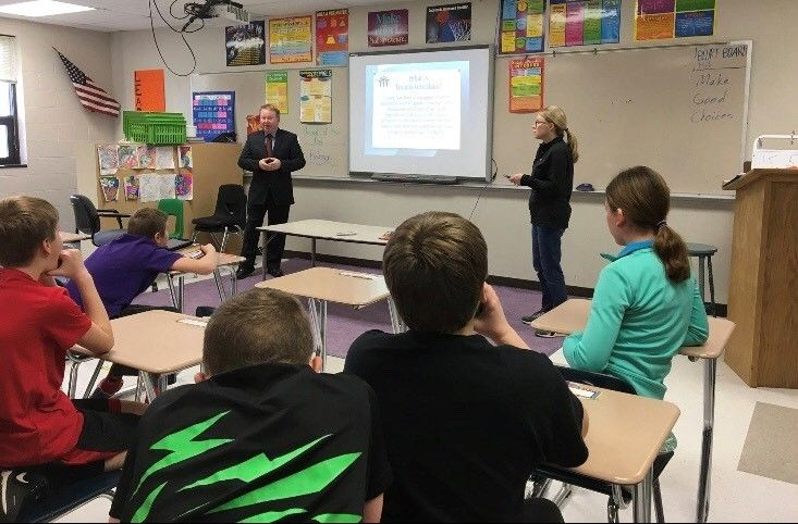 Barnesville Area Community Fund Support Trojans Give Back Program