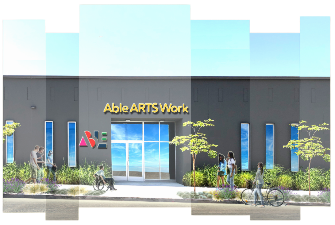 """Able ARTS Work Searches for """"a Home of our Own!"""""""