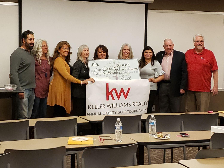 14th Annual Keller Williams Golf Tournament Benefit