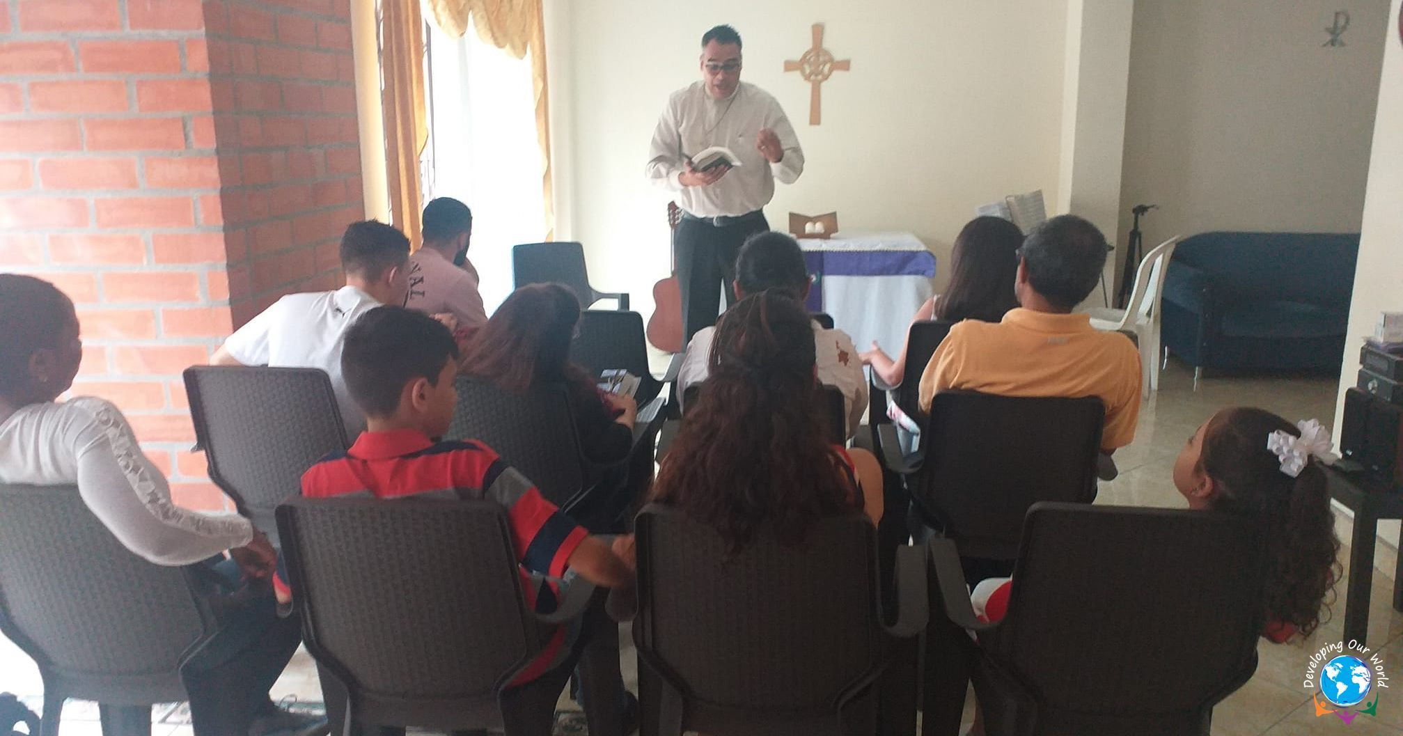 The Role of the Lutheran Church in Colombia