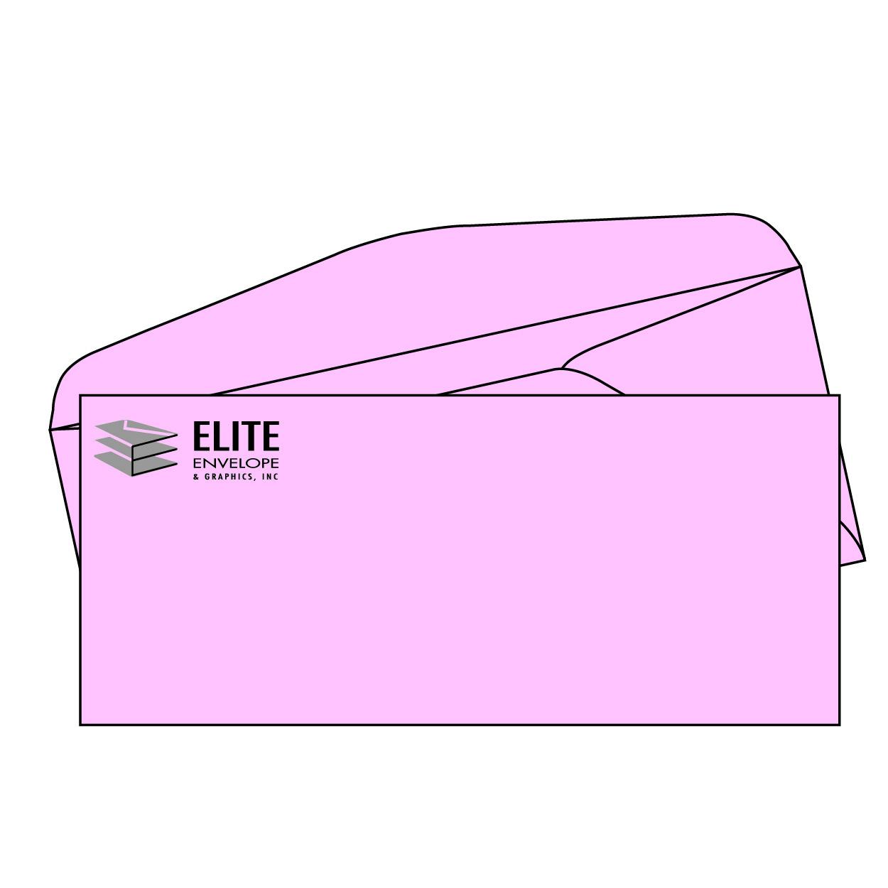Item AB10 - #10 Regular Envelope - Colored Paper