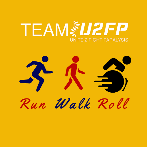Race Creatively in Team U2FP's Run-Walk-Roll event!
