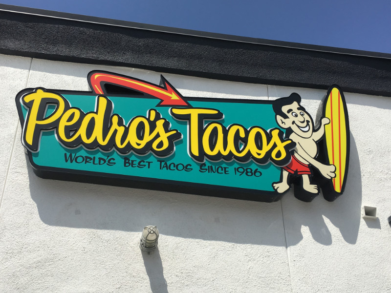 Drive Through Restaurant Signs and Graphics | Fullerton CA