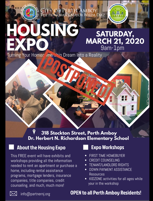 Housing Expo 2020/Expo de Vivienda