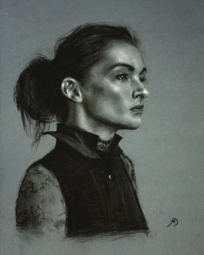 Portrait of Valeri