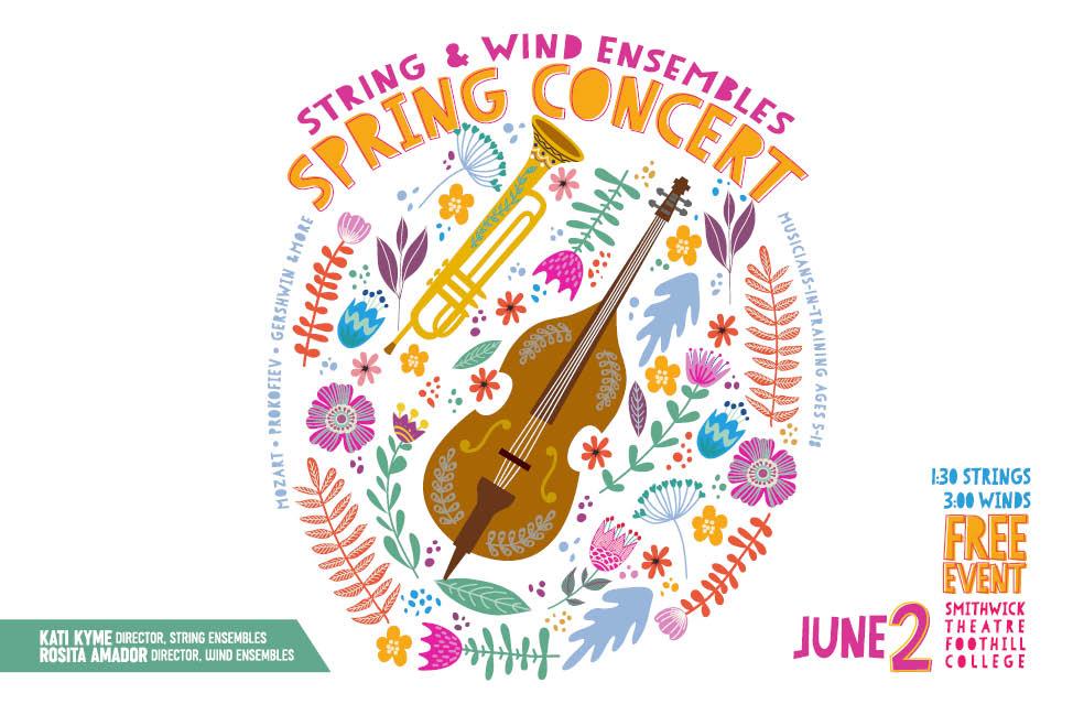 2019 Ensembles Spring Concert