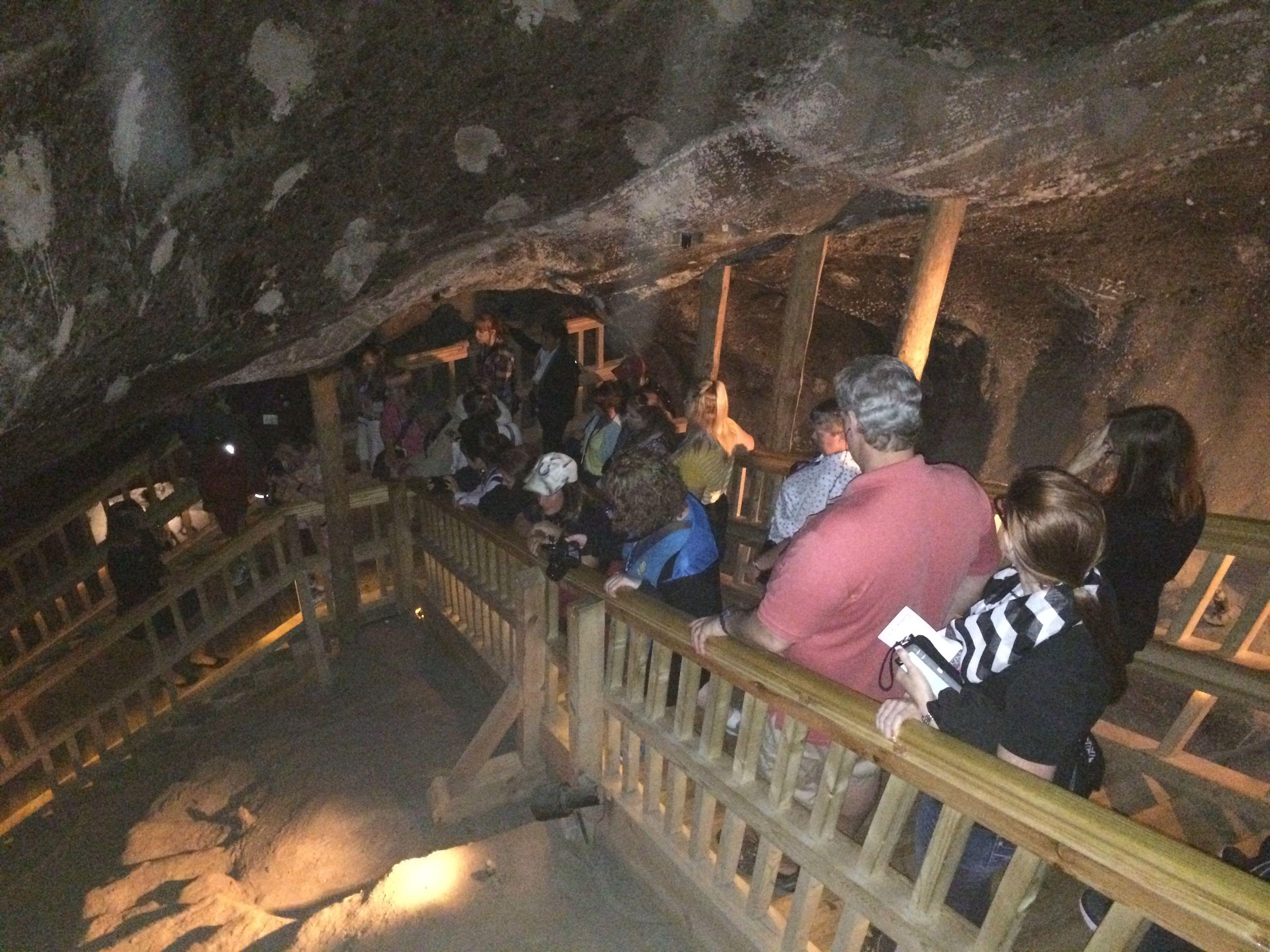 Lower Levels of the Wieliczka Salt Mine