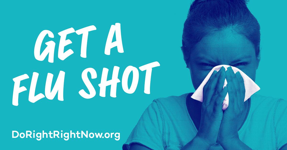 Twitter - Get a Flu Shot