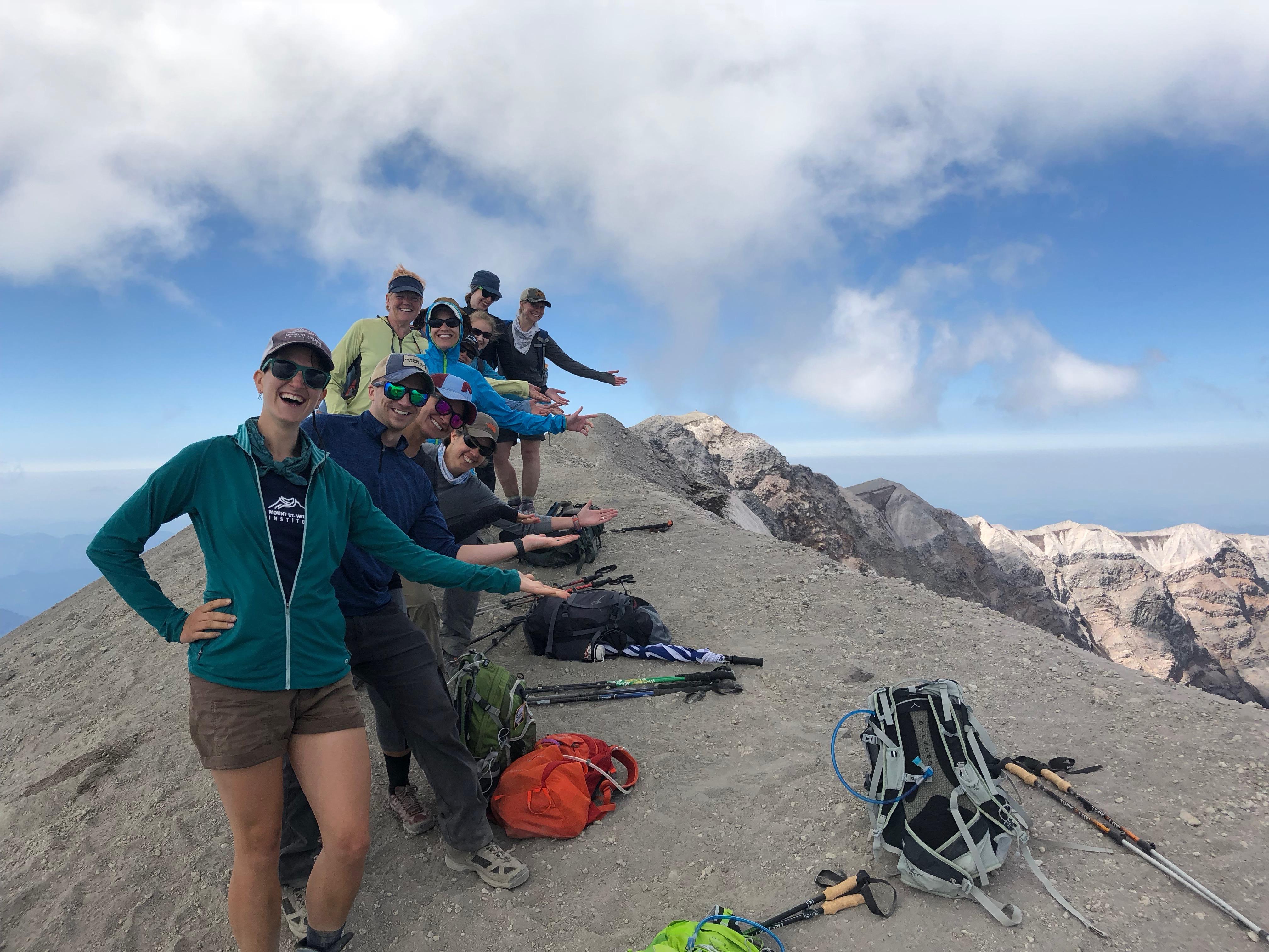 Classic Summit Climb