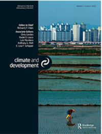 Climate Resilience and Food Security in Central America: A Practical Framework