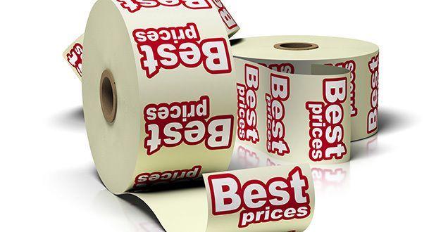 OCP Roll Labels
