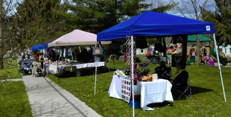 May Day Vendors