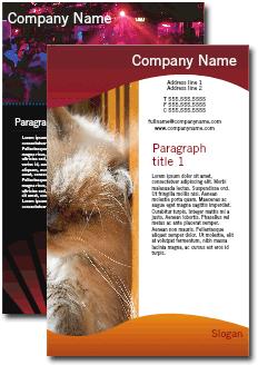 Half Page Flyer