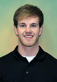 Tim Aanenson, Fitness Center Attendant
