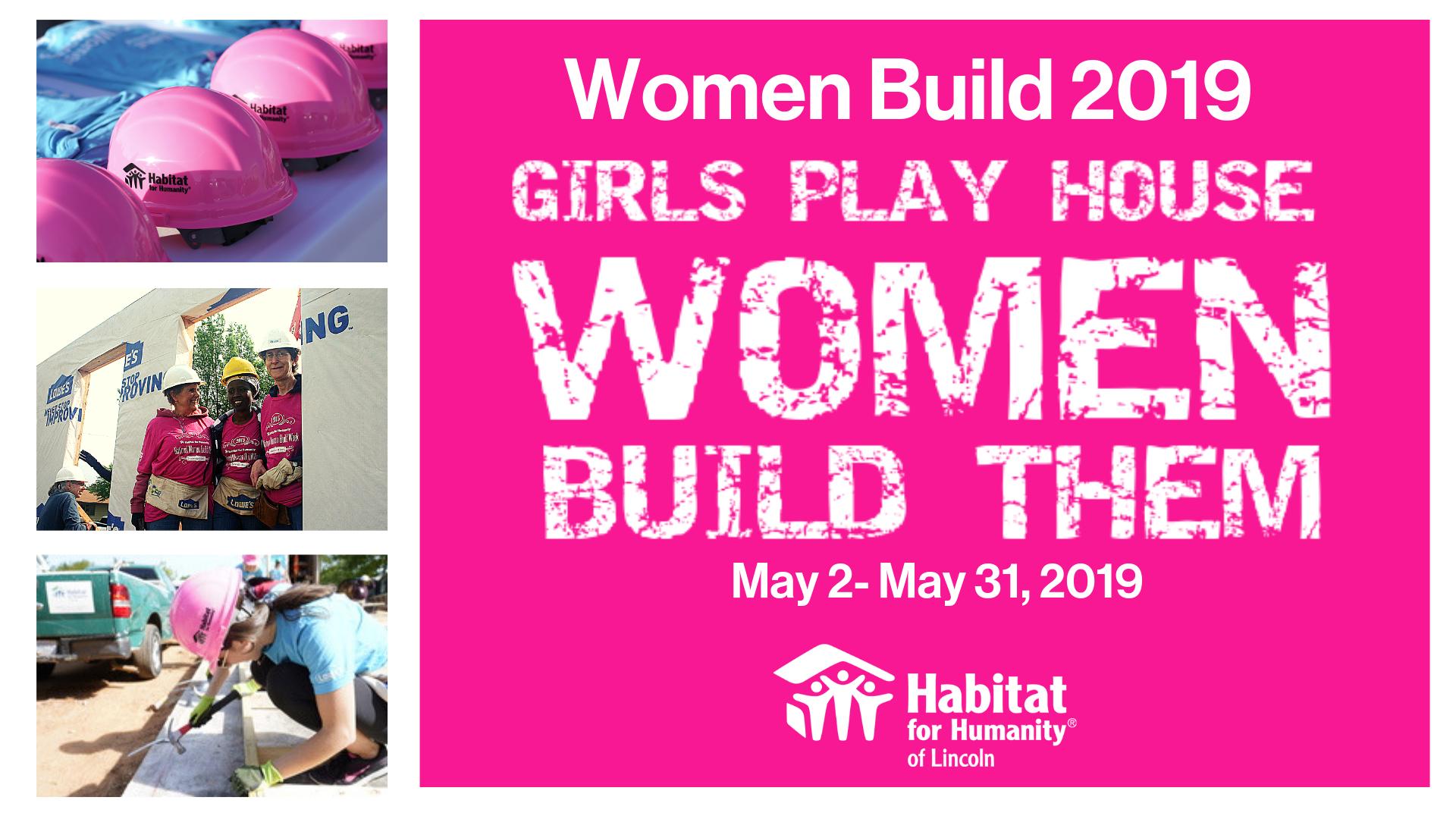 Women Build 2019