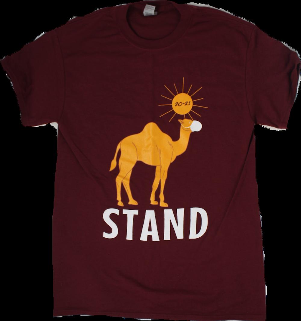 Stand 2020-2021 Shirt (International Shipping)