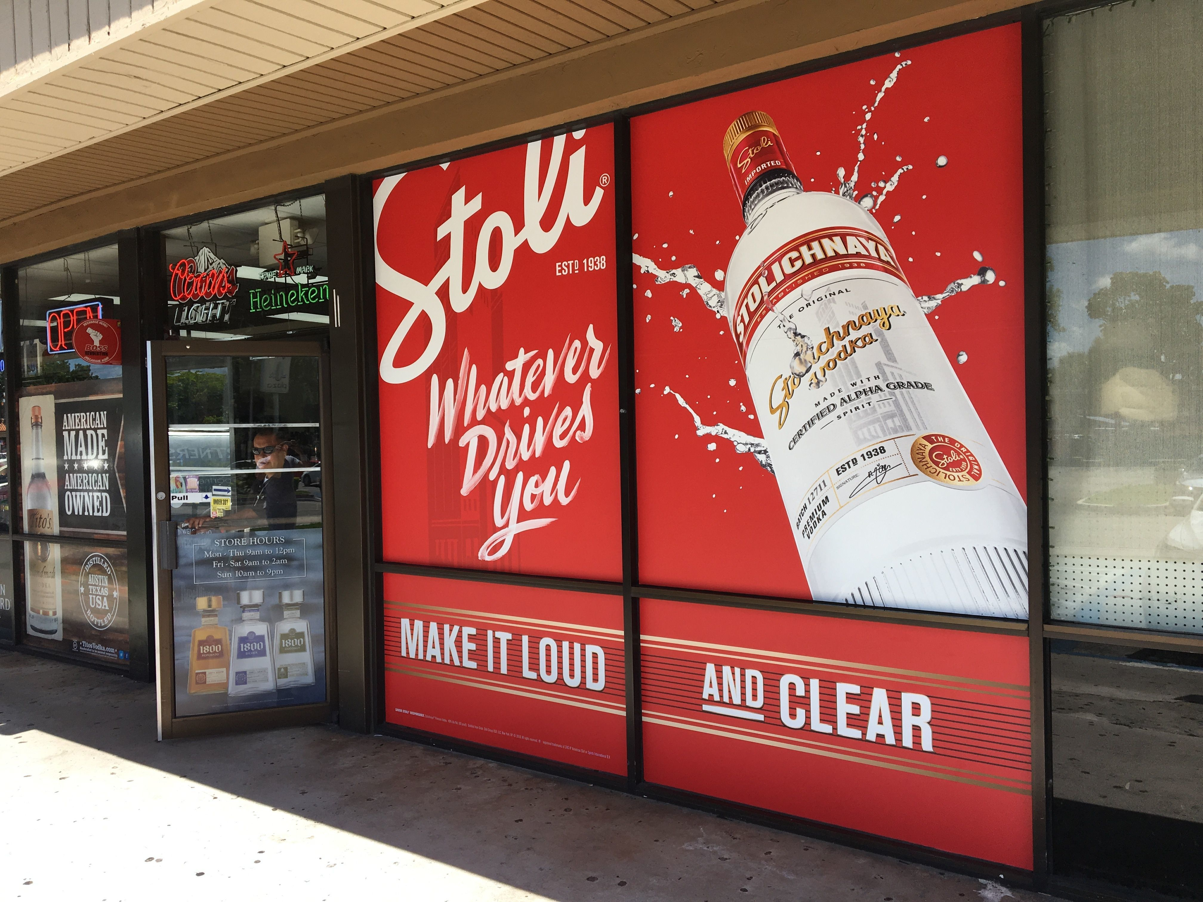 Custom Retail Signage - Sign Partners in Boca Raton, FL - Sign Company