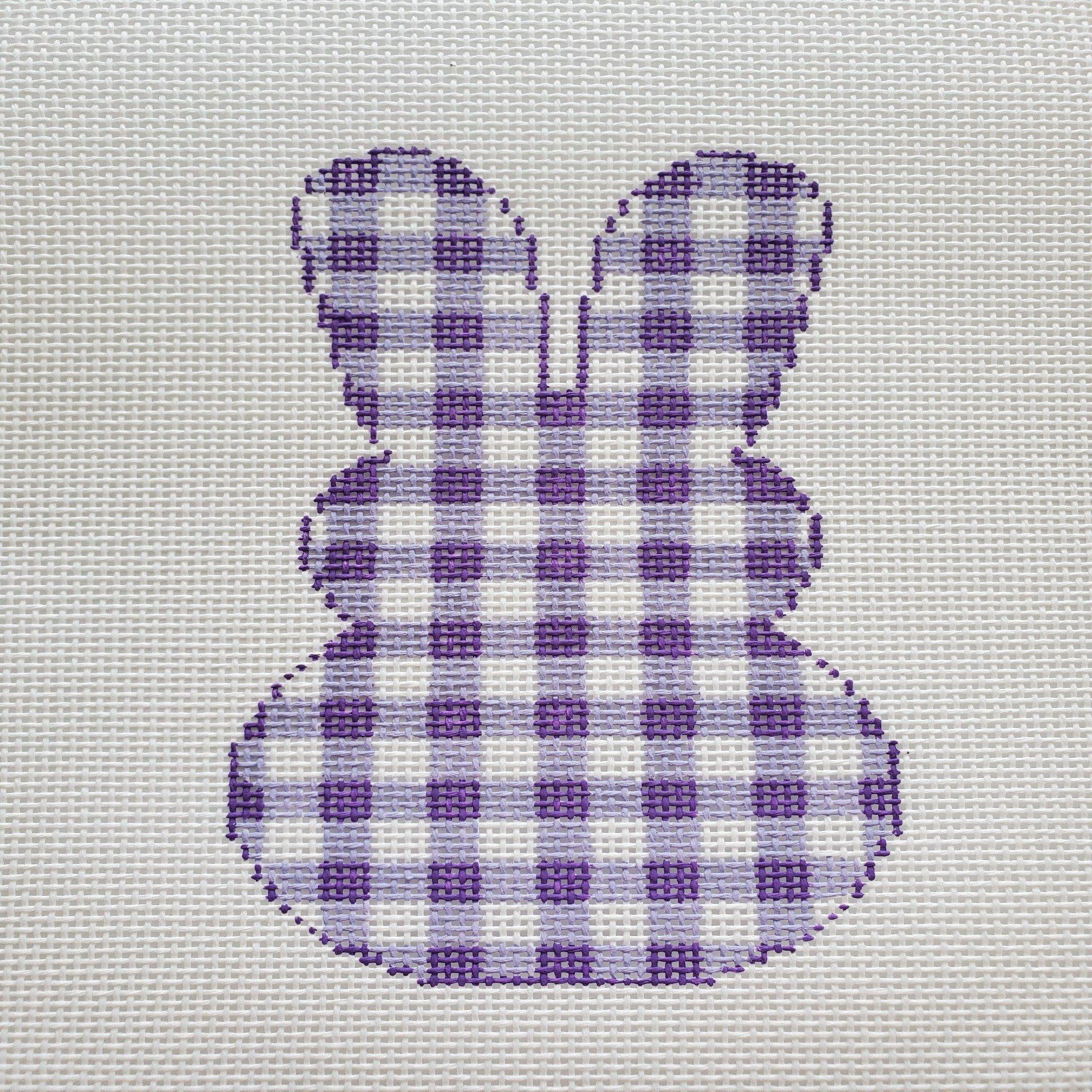 Gingham Bunny, Lavender