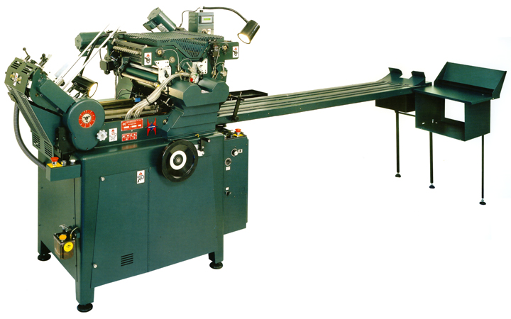 Halm 2/Color Super Jet Plus XL Envelope Press