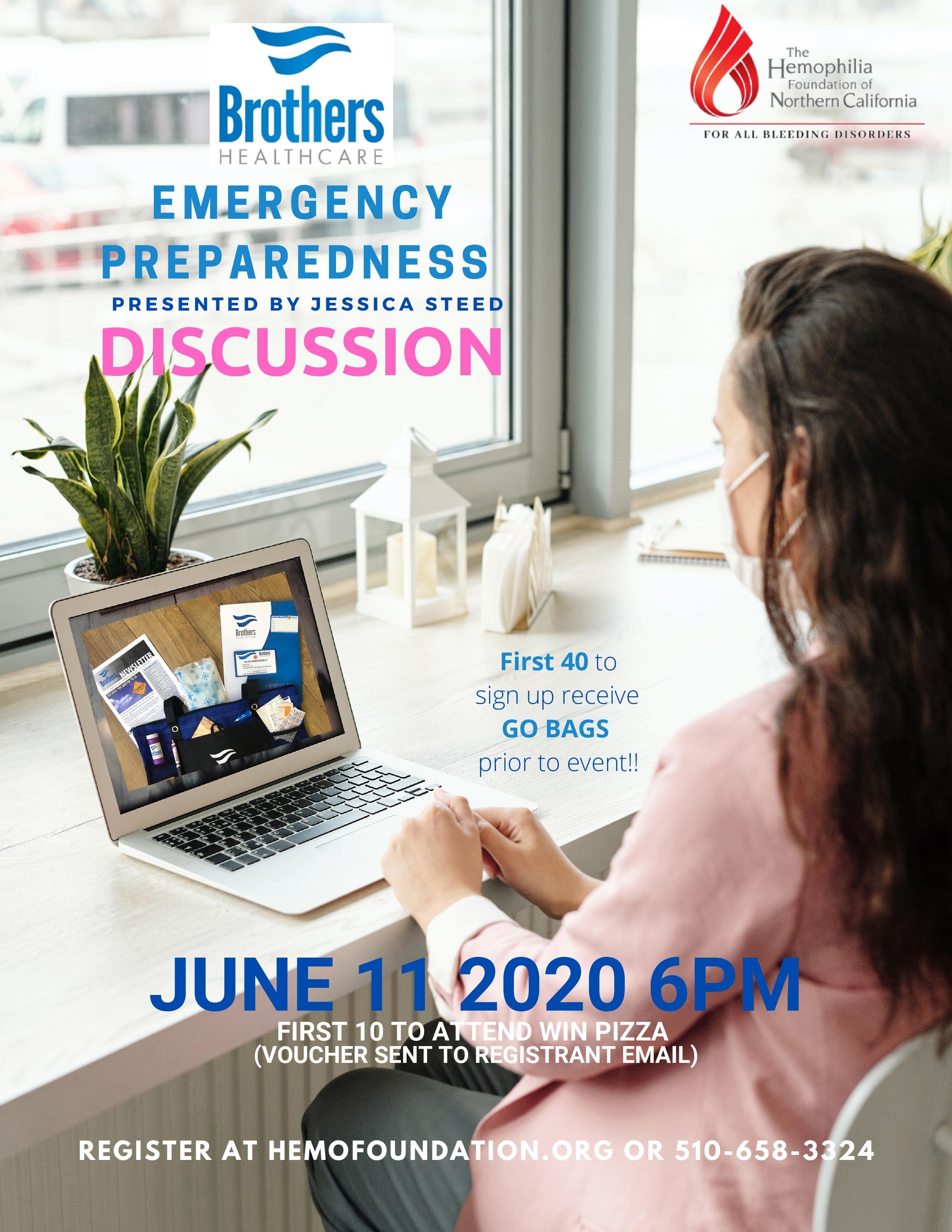 WEBINAR: EMERGENCY PREPAREDNESS