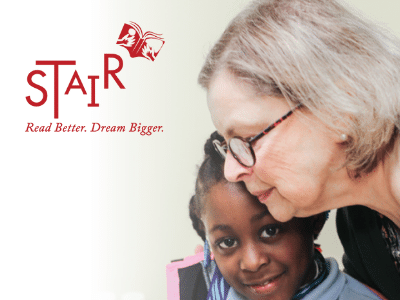 Evelyn Puckett of STAIR