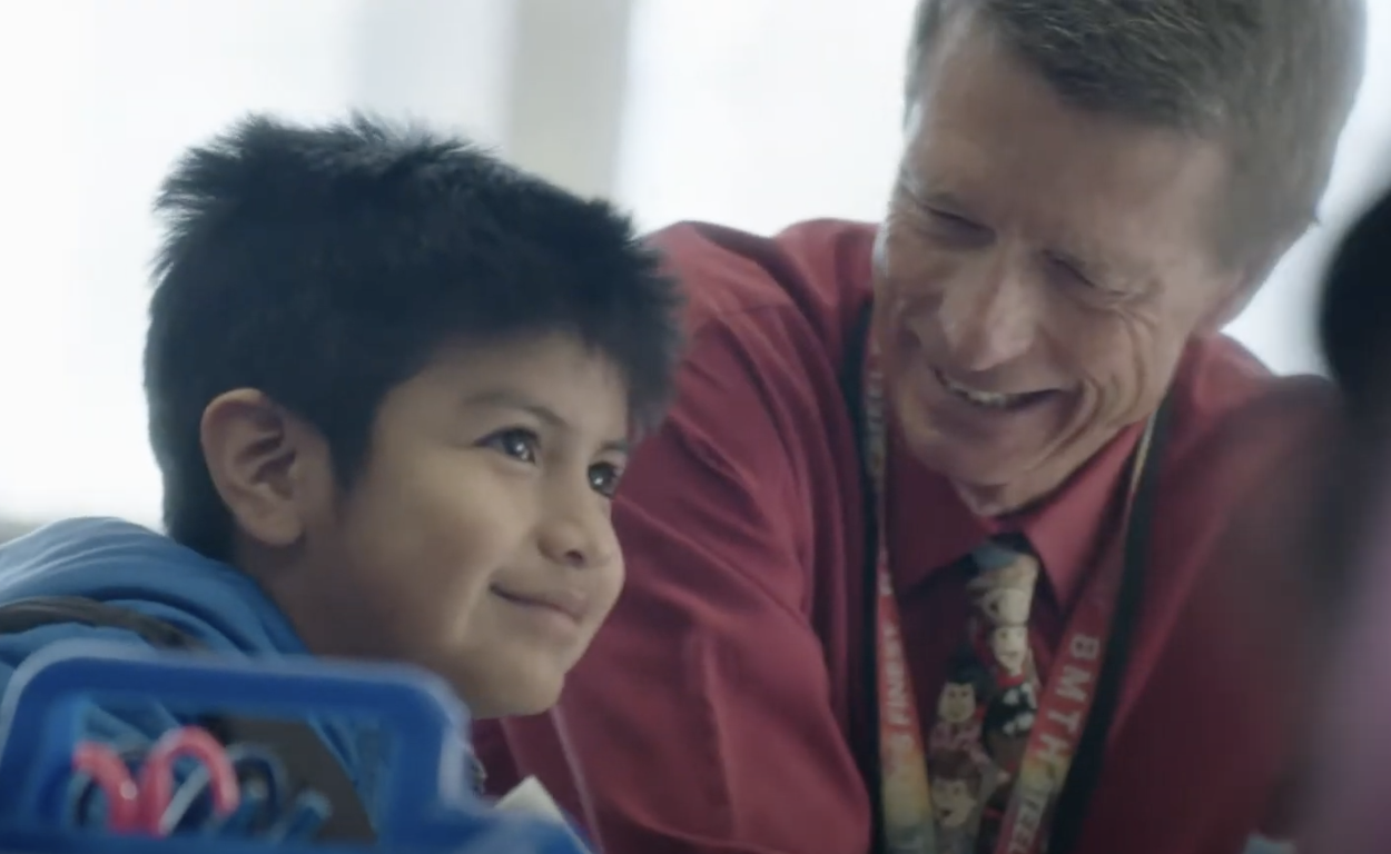 McPolin Principal Bob Edmiston Wants Every Child To Realize Their Potential