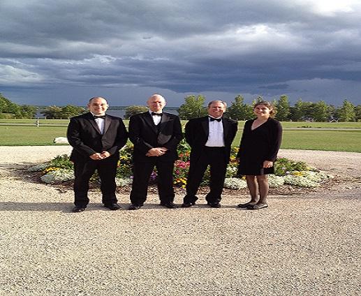 The True North Quartet Chamber Music Performance