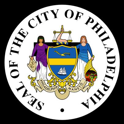X33132-   Seal of the City of Philadelphia