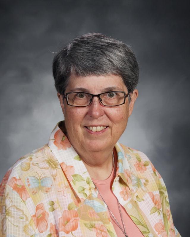 Sr. Peggy Miller
