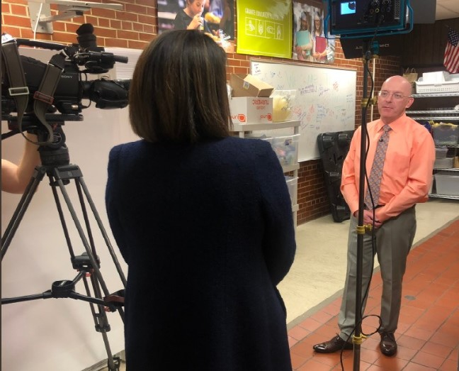 KUTV 2 News: Pantries Still a Crucial Safety Net for Utah Kids