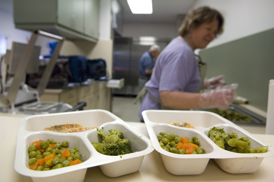 Meal Programs for Seniors