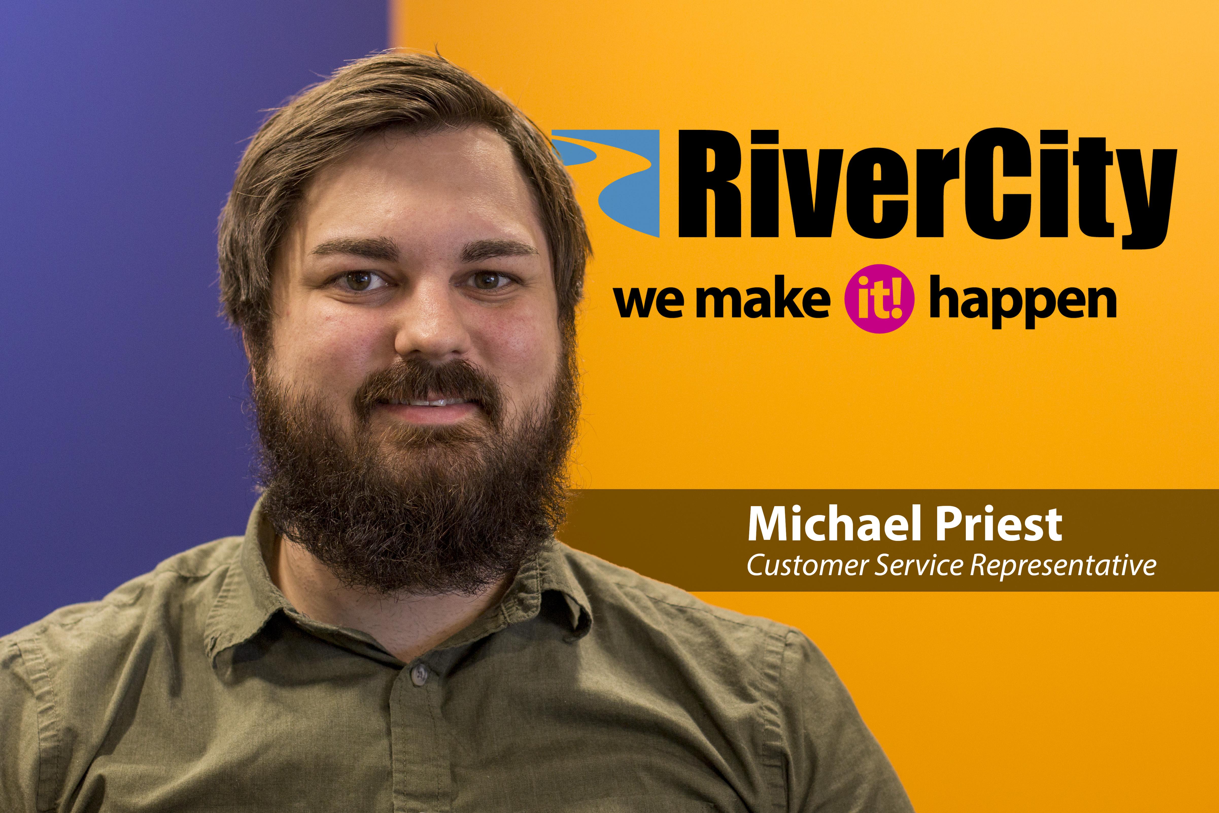 Meet Our Team - Michael