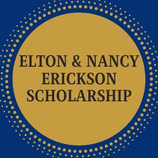 Elton & Nancy Erickson Scholarship