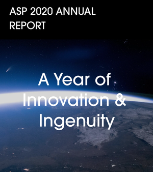 View the Digital Debut of ASP's 2020 Annual Report