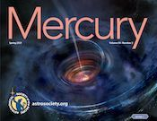 Mercury, Spring 2021 Vol. 50 No. 2