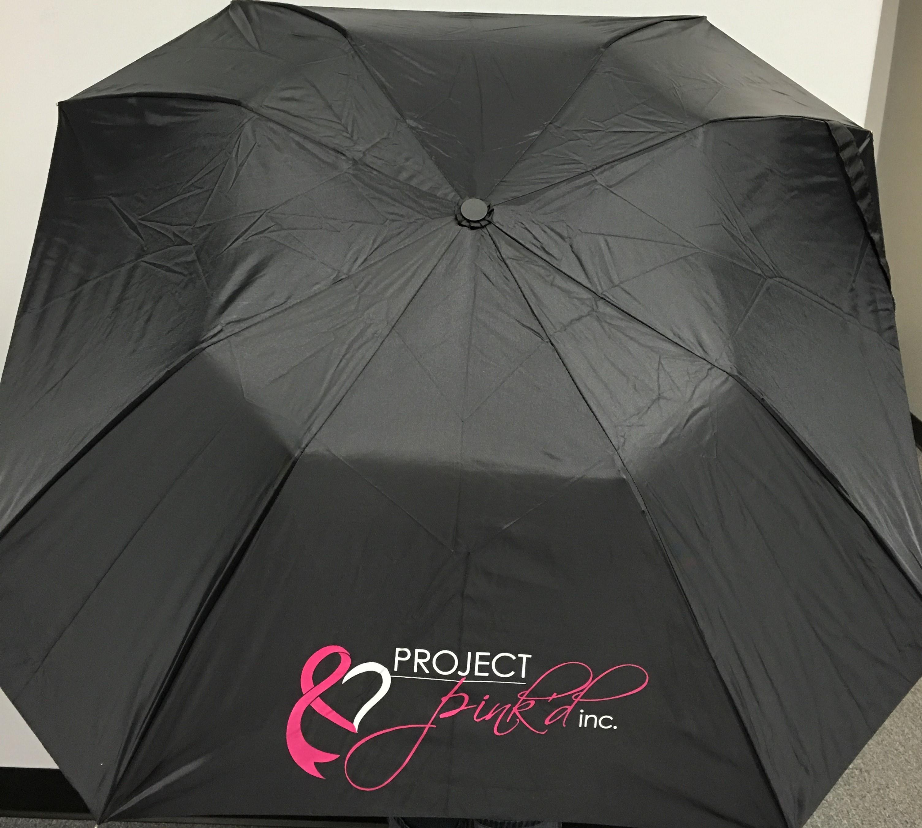 Pink'd Umbrella
