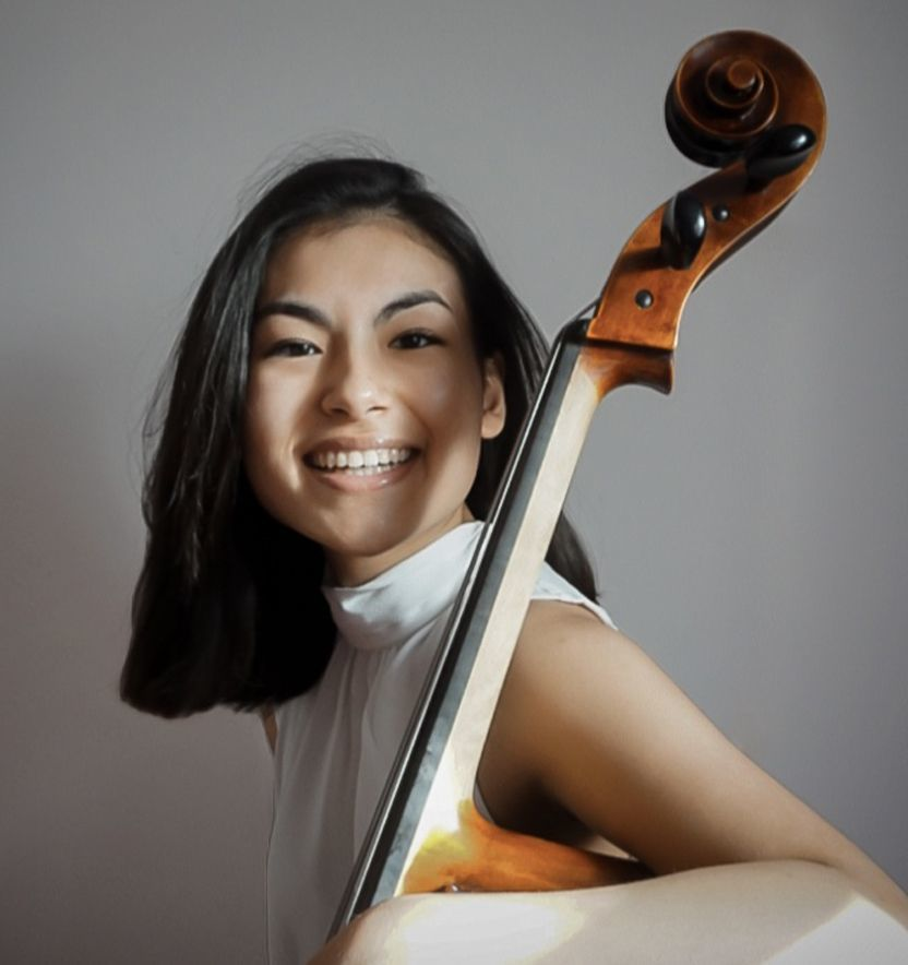 Noelia Carrasco, cello