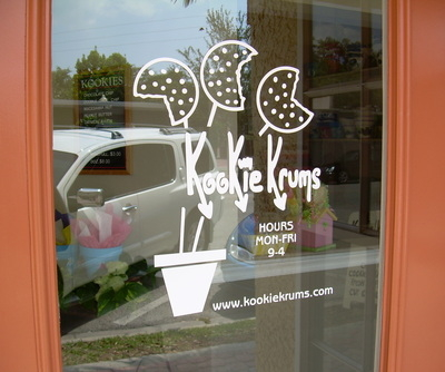 Custom Window Graphics