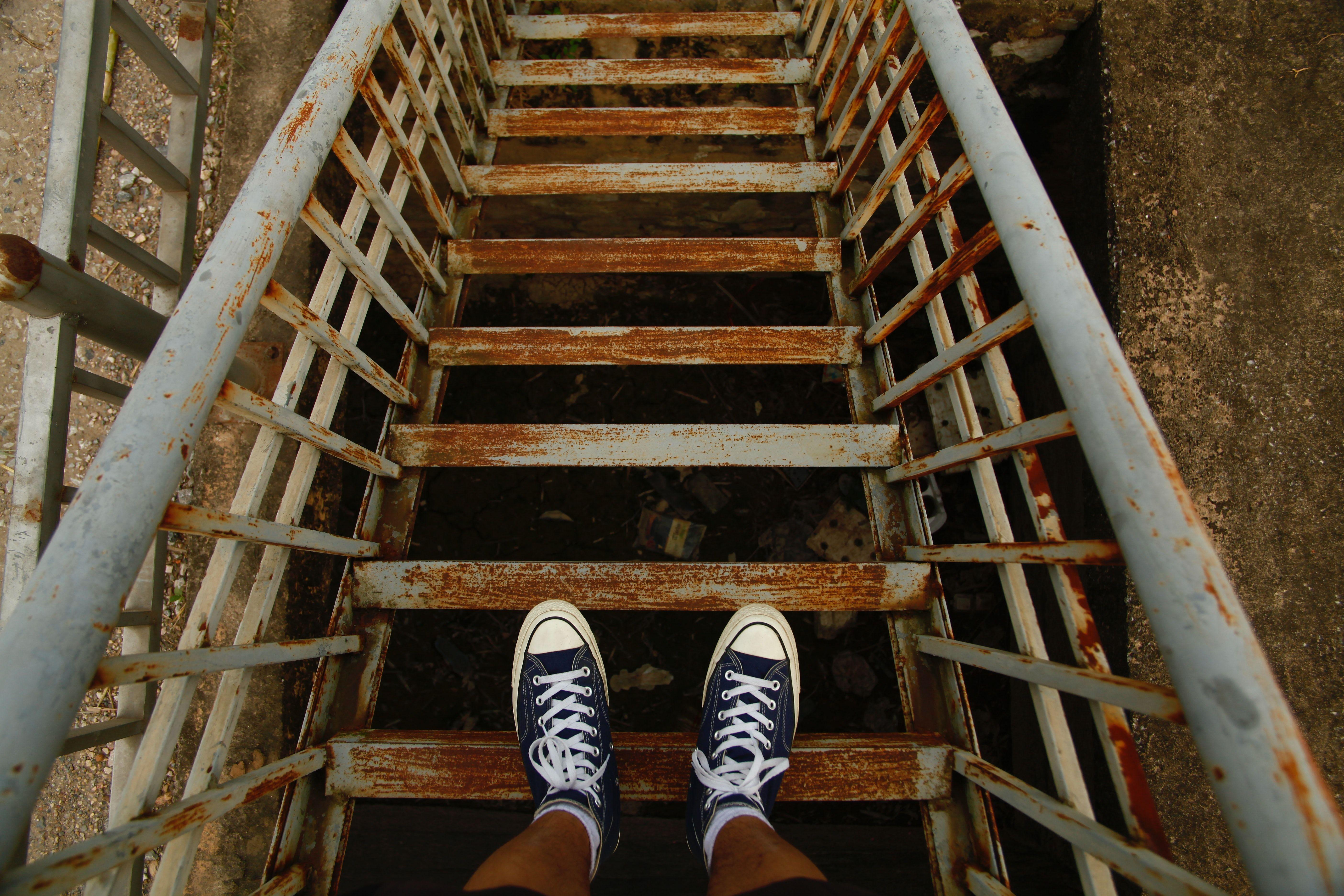 I'm Taking Steps