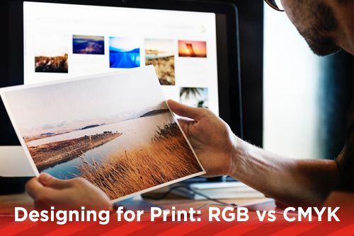 Designing for Print: RGB vs CMYK