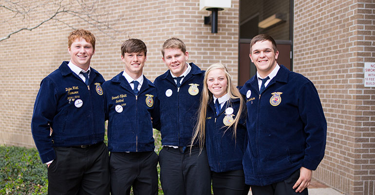 Nebraska FFA Foundation Announces Local FFA Grant Program