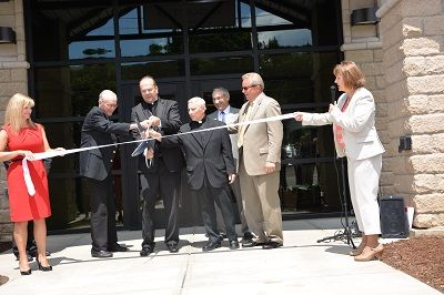 Catholic Charities Grand Opening