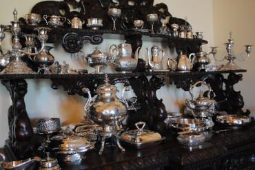 The Morven Park Silver Collection Showcase: A Morven Park Specialty Tour