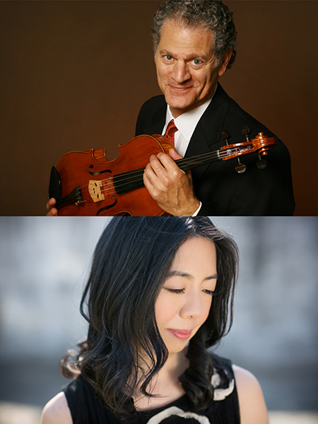 Summer Concert Series: Miles Hoffman & Reiko Uchida