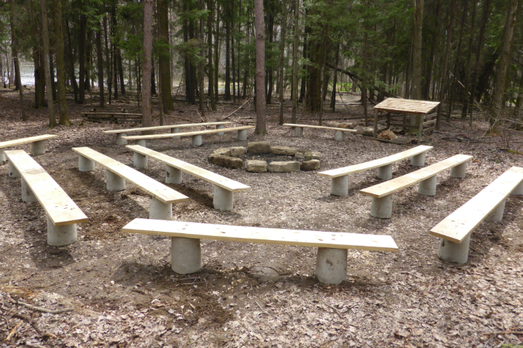8.) Bullfrog Eagle Scout Project