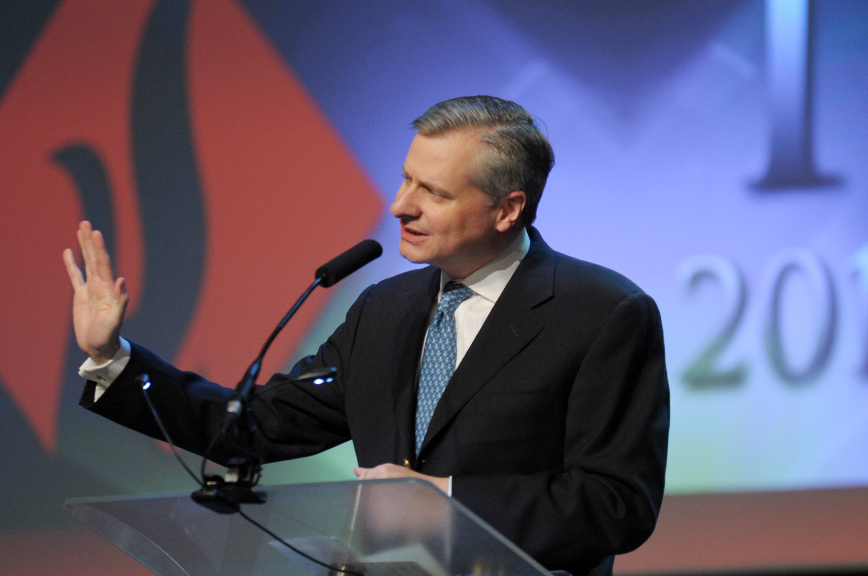 Pulitzer Prize winner Jon Meacham to deliver 23rd annual Governor's Lecture