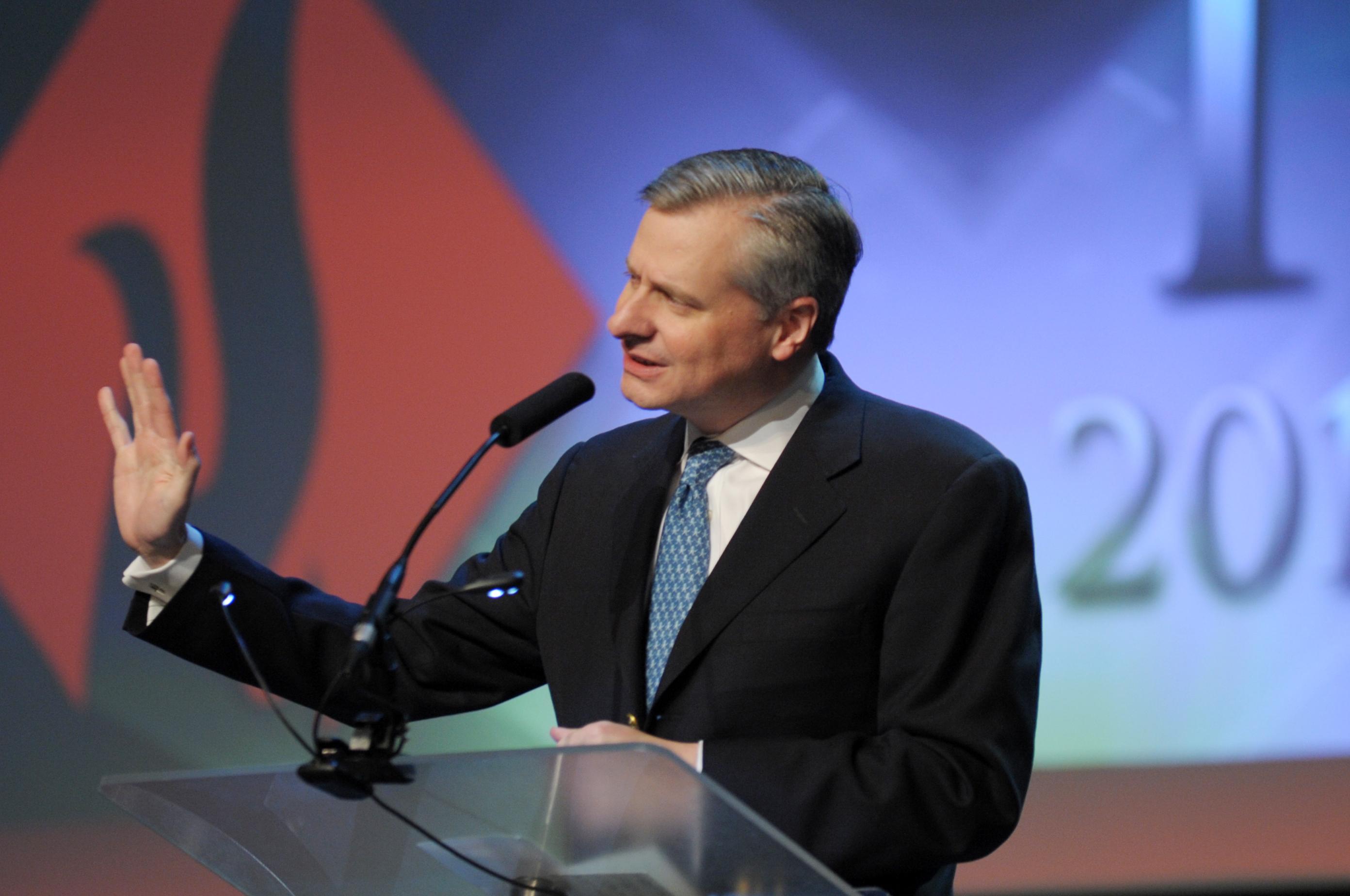 Pulitzer Prize winner Jon Meacham to deliver 23rd annual Governor's Lecture