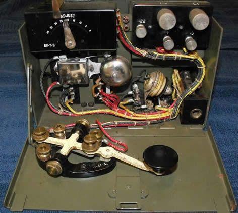 TG-5-B Telegraphy Set