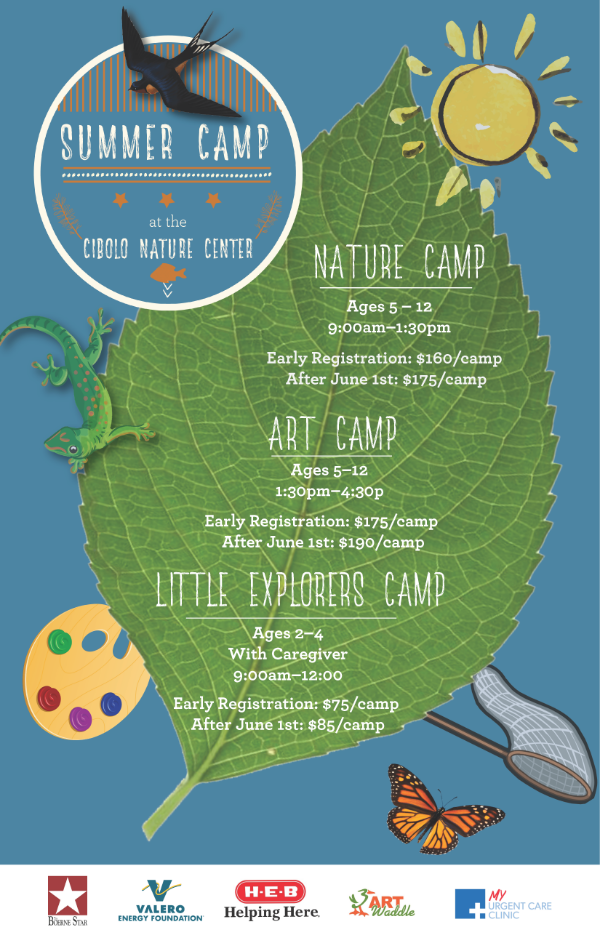CNC: Nature and Art Summer Camps